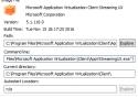 SOLVED] - Application crash  Kernelbase dll &  net related